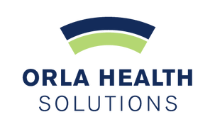 ORLA Health Solutions logo